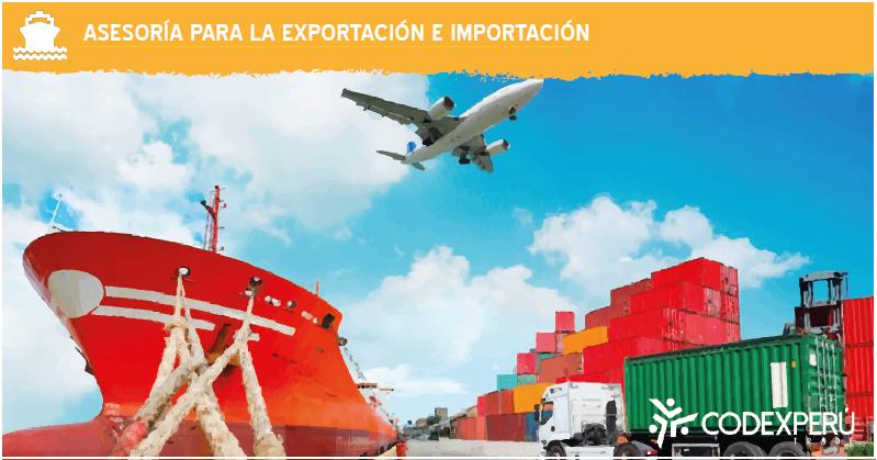 Asesoría Para La Exportación E Importación